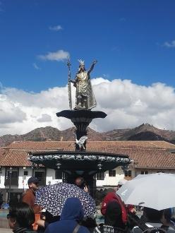 Plaza de Armas- Cuzco