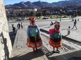 Plaza de Armas -Cuzco
