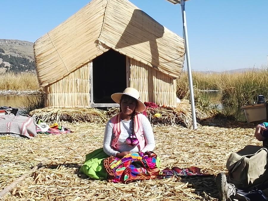 Diario di viaggio Perù – LAGOTITICACA