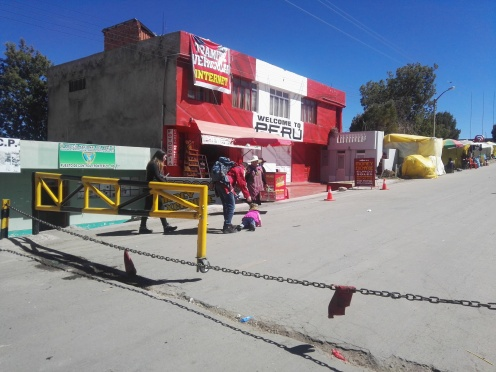 dogana peruviana