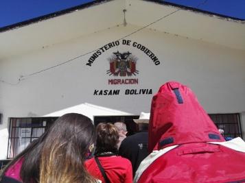 dogana boliviana