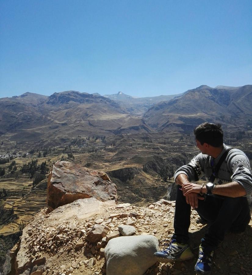 Diario di viaggio Perù – CANYON DELCOLCA
