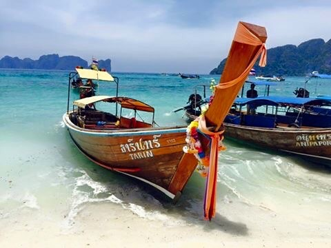 Diario di viaggio-Thailandia
