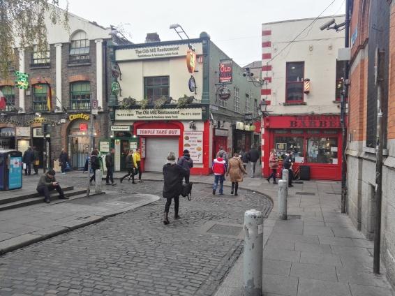 Quartiere Temple Bar