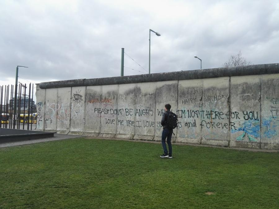 BERLINO e il suo muro- Diario diviaggio