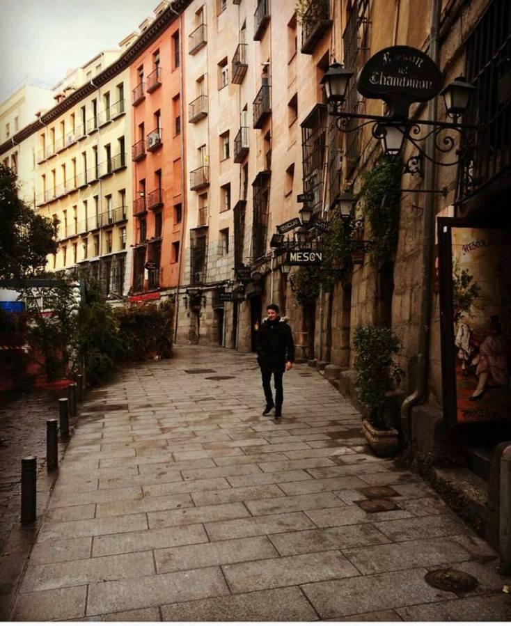 MADRID- diario diviaggio