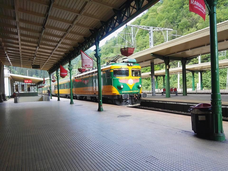 Treno per Brasov