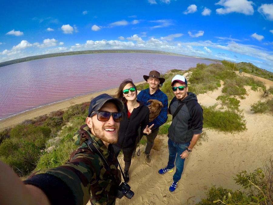 AUSTRALIA Roadtrip- day 3 -5 Nambung NationalPark