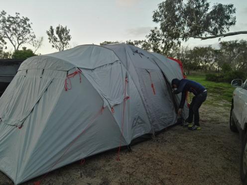 Accampati in Tenda