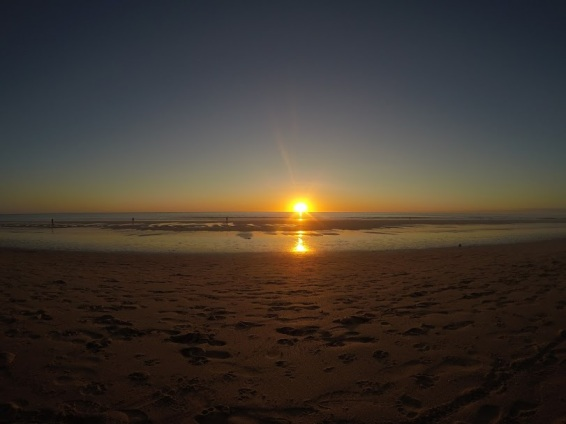 Tramonto a Cable Beach