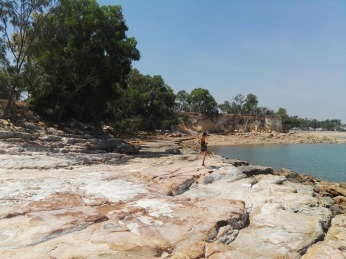 spiaggia di Darwin