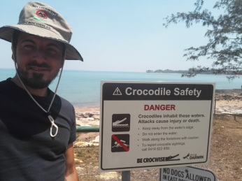 Crocodile Safety