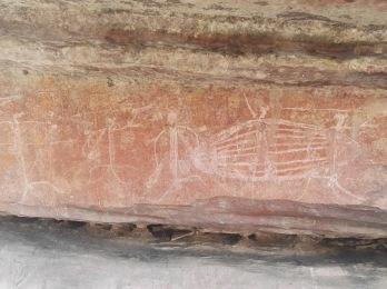 Disegni rupestri aborigeni