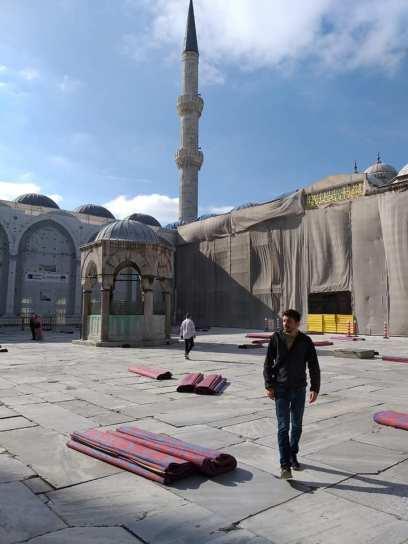 istanbul moschea blu 2