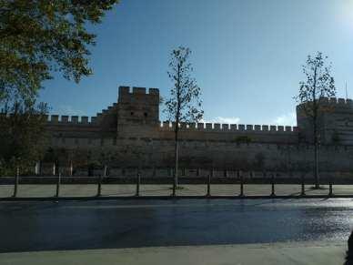 Mura romane di Costantinopoli